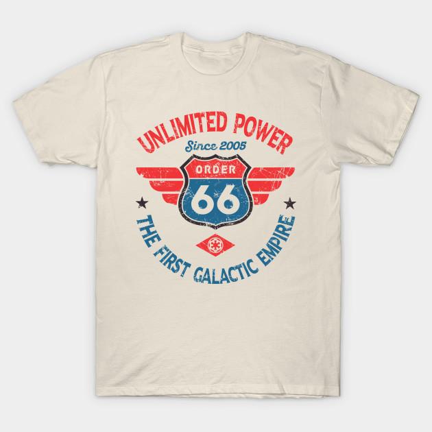 Star Wars Order 66 T-Shirt