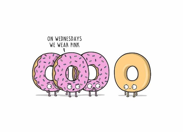 PINK WEDNESDAY!