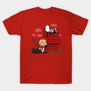 Peanuts of the Dead T-Shirt