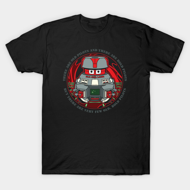 The Black Hole Pilots T-Shirt