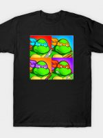 Pop Turtles T-Shirt