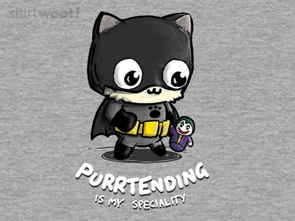 Purrtending