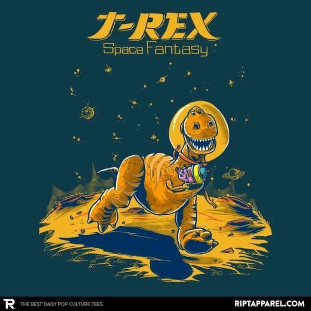 REX SPACE FANTASY