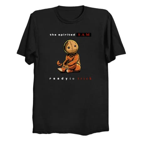 Trick 'r Treat Sam T-Shirt