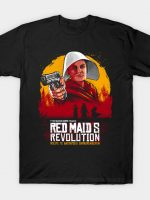 Red Maid's Revolution T-Shirt