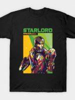 STARLORD WPAP Fanart T-Shirt