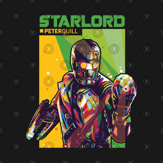 STARLORD WPAP Fanart