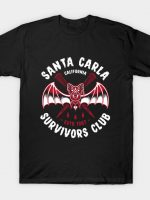 Santa Carla Survivors Club T-Shirt