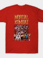 Select your Kombator T-Shirt