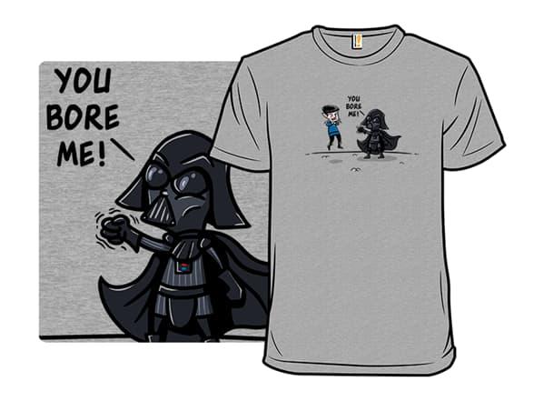 Space Wars T-Shirt
