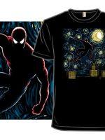 Starry Spider T-Shirt