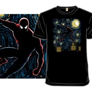 Starry Spider T-Shirt