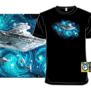 Starry Starry Destroyer T-Shirt