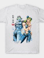 Stone Free Watercolor T-Shirt