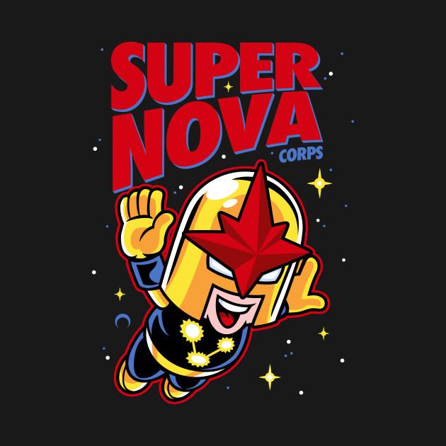 Super Nova Corps