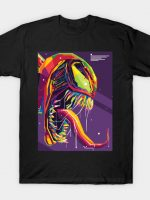 Symbiote Monster Pop Art T-Shirt