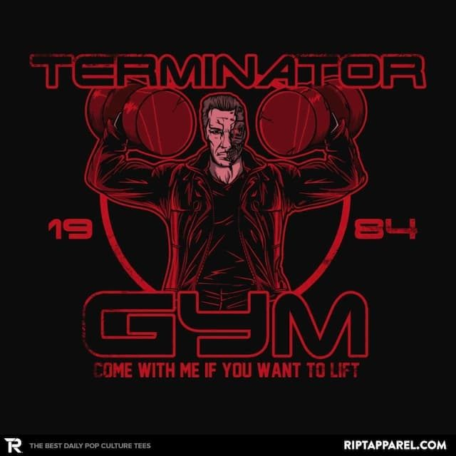 TERMINATOR GYM
