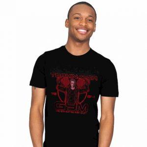 TERMINATOR GYM T-Shirt