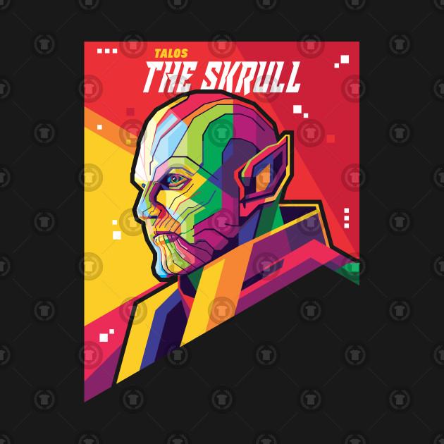 THE SKRULL - TALOS
