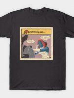 The Best Mystique T-Shirt