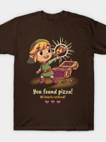 The Legendary Pizza T-Shirt