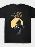 The Night Over Gotham T-Shirt