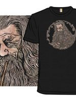The White Wizard T-Shirt