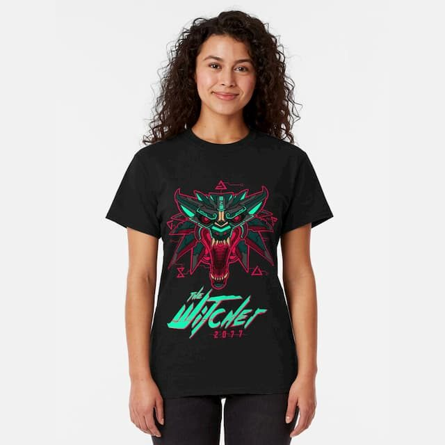 The Witcher 2077 T-Shirt