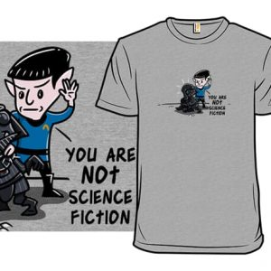 Star Trek/Star Wars T-Shirt
