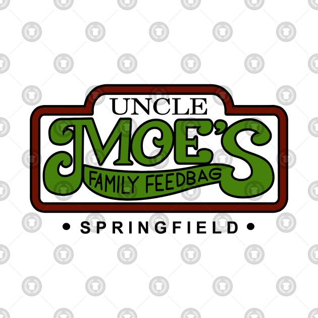 Uncle Moe's Family Feedbag - Springfield