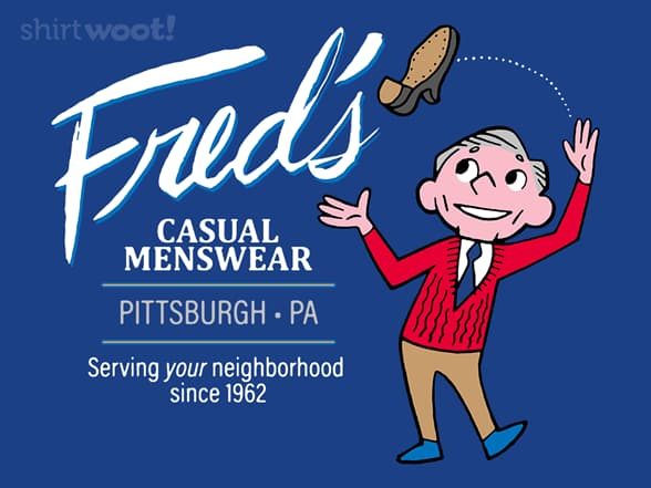 Fred's Casual Menswear