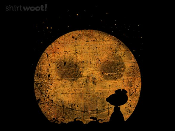 Waiting for the Great Pumpkin King