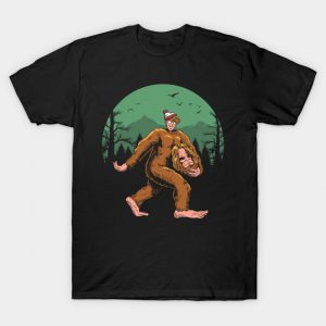 Where is Bigfoot T-Shirt
