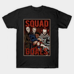 horror squad goals T-Shirt