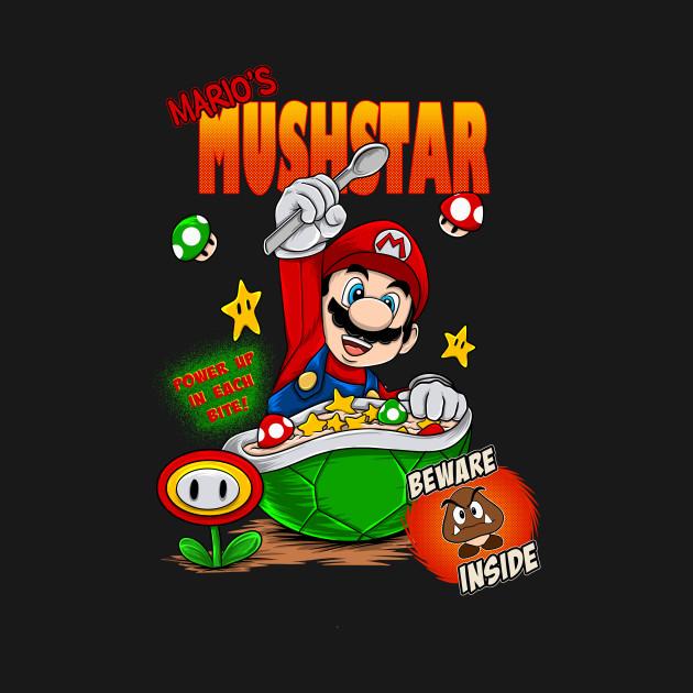 Mario's Mushtar