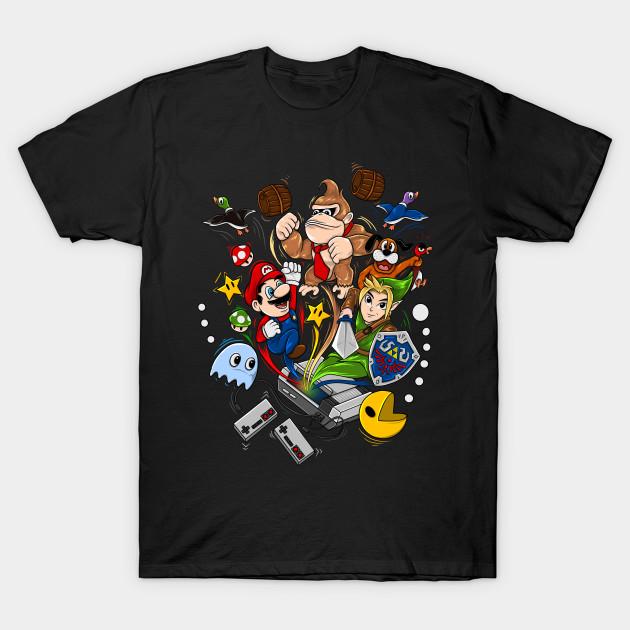 Nintendo Bunch T-Shirt