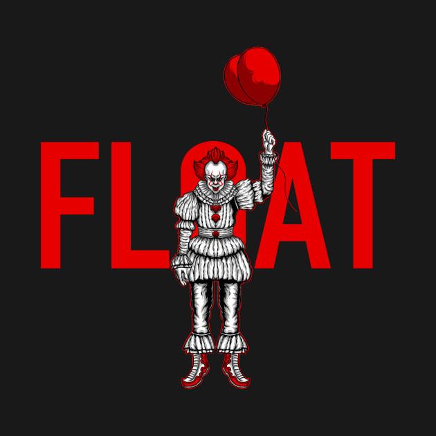 pennywhise it float