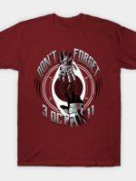 3.oct.11 T-Shirt