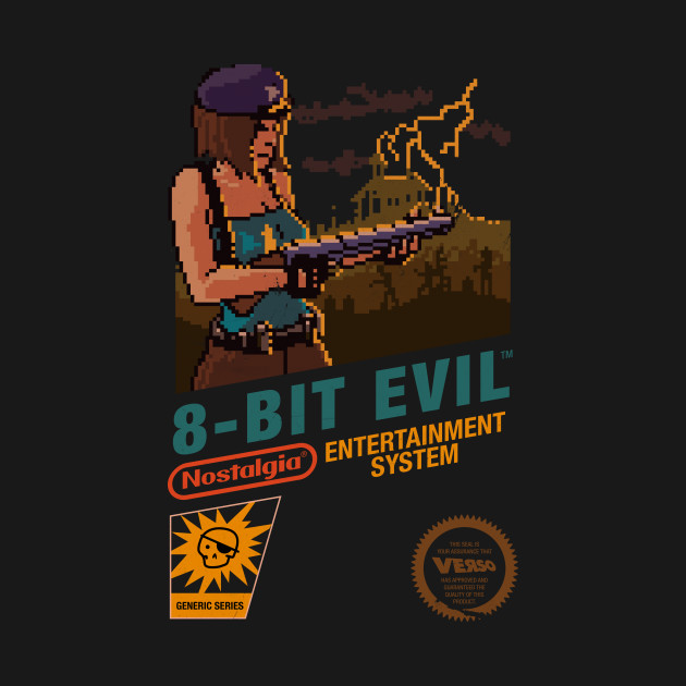 8 Bit Evil