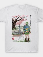 A link to the past Watercolor T-Shirt