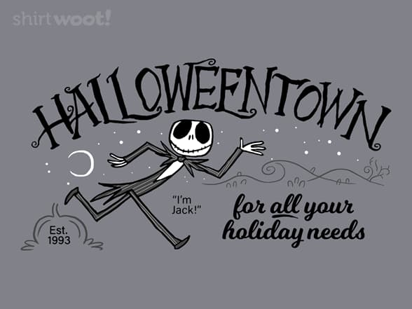 Halloweentown All Your Holiday Needs