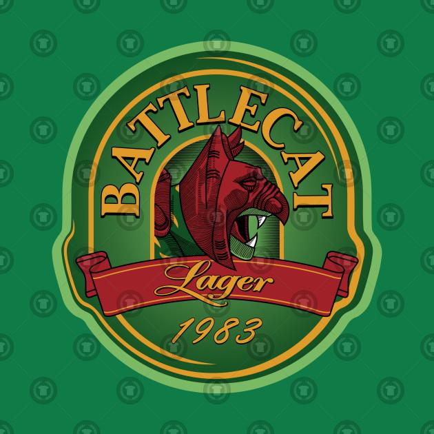 Battlecat Lager