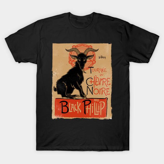 Black Phillip T-Shirt