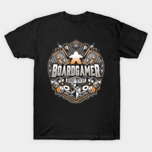 BoardGamer T-Shirt