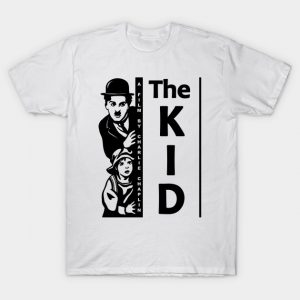 Charlie Chaplin The Kid T-Shirt