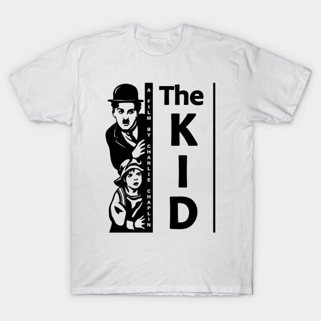 Charlie Chaplin The Kid T-Shirt