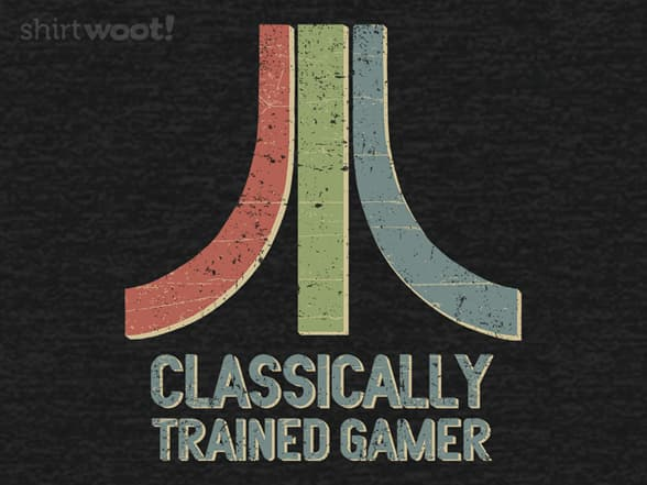 Classically Trained Gamer