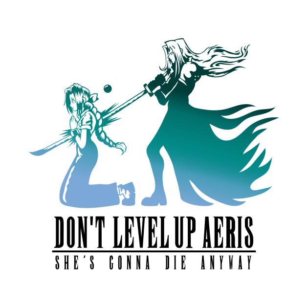 Don't Level Up Aeris - Spoiler v2