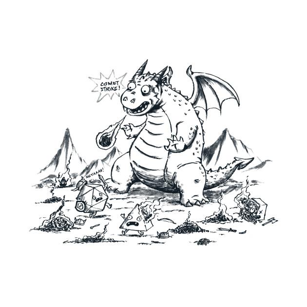 Dragon and Ash