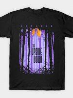 Explore the Upside Down (purple variant) T-Shirt